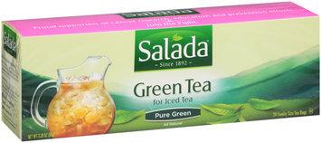 Salada® Green Tea Family Size Tea Bags 24 ct Box