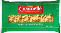 Creamette® Dumpling Egg Noodles 16 oz. Bag