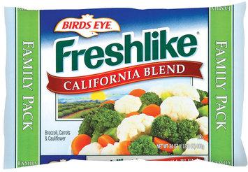 Freshlike California Blend Family Pk Frozen Mixed Vegetables 24 Oz Bag