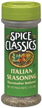 Spice Classics  Italian Seasoning 1 Oz Shaker