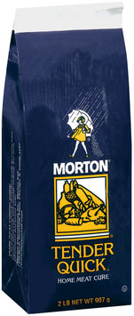 Morton Tender Quick  Meat Cure 2 Lb Stand Up Bag