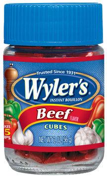 Wyler's® Beef Bouillon Cubes 2 oz. Jar