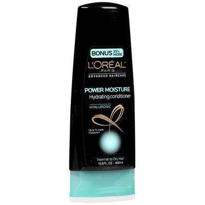 L'Oréal® Paris Advanced Haircare Power Moisture Hydrating Conditioner 15.8 fl. oz. Bottle
