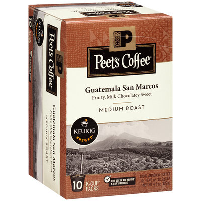 Peet's Coffee® Keurig Brewed® Guatemala San Marcos Medium Roasted Coffee 4.3 oz. Box