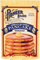 Pioneer Brand Complete Buttermilk Pancake & Waffle Mix 6 Oz Packet