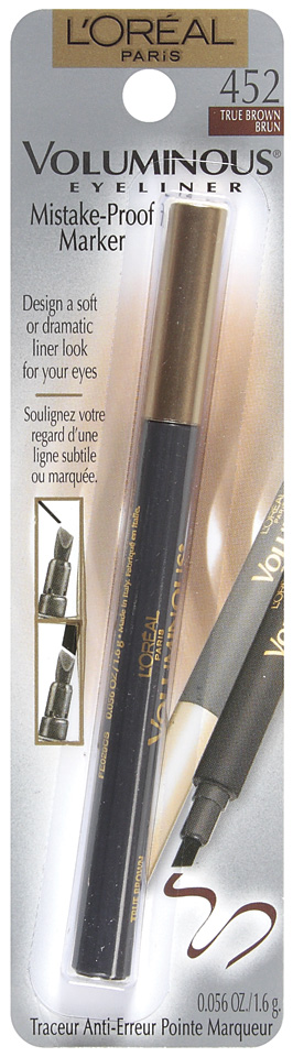 L'Oréal Paris Voluminous® Mistake-Proof Marker Eyeliner