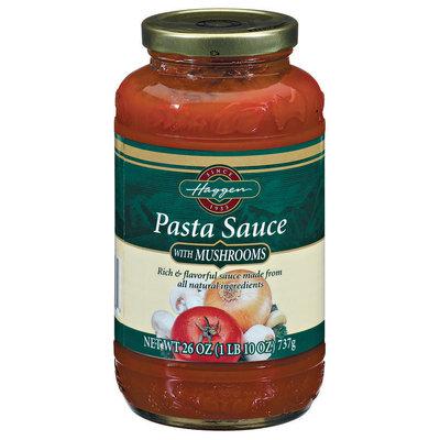 Haggen W/Mushrooms Pasta Sauce