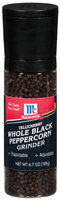 McCormick® Tellicherry Whole Black Peppercorn Grinder