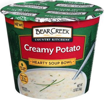 Bear Creek Country Kitchens® Creamy Potato Soup Mix 1.9 oz. Microcup
