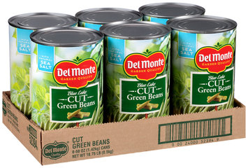 Del Monte™ Blue Lake Cut Green Beans 6-50 oz. Cans
