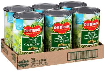 Del Monte™ Blue Lake Cut Green Beans 6-50 oz. Cans