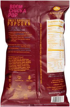 Angie's™ Boomchickapop® Sweet Barbeque Popcorn 7 oz. Bag