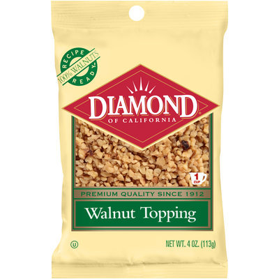 Diamond of California® Walnut Topping 4 oz. Bag