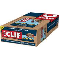 CLIF® Bar Peanut Butter Banana with Dark Chocolate Energy Bars 12 ct Box