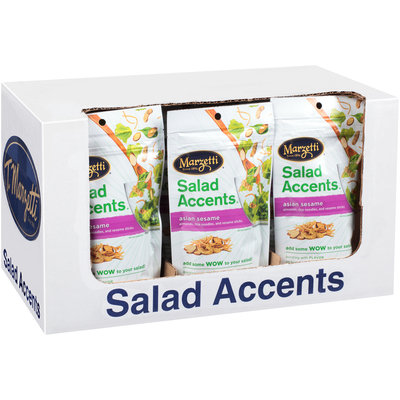 Marzetti® Salad Accents® Asian Sesame Salad Toppings 3.5 oz. Bag