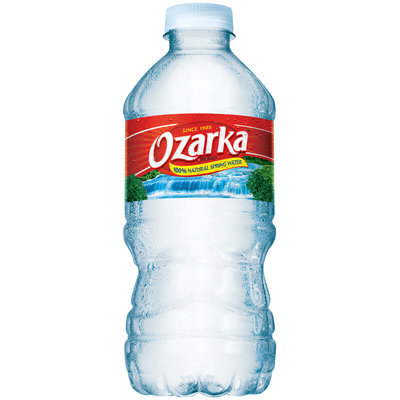 Ozarka® 100% Natural Spring Water