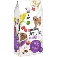 Purina Beneful Playful Life With Real Beef & Egg Dog Food 31.1 lb. Bag