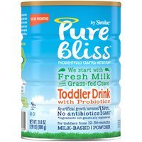 Pure Bliss™ Toddler Drink Powder with Probiotics 31.8 oz. Canister