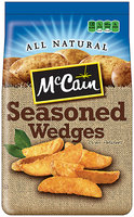 McCain® Seasoned Wedges Oven Potatoes 26 oz. Bag