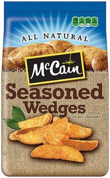 McCain® Seasoned Wedges Oven Potatoes 26 oz. Bag