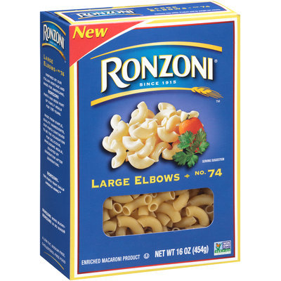 Ronzoni® Large Elbows 16 oz. Box