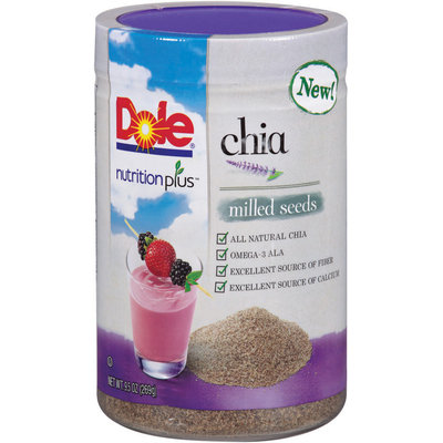 Dole Nutrition Plus Chia Milled Seeds