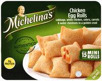 Michelina's® Chicken Mini Egg Rolls 4.5 oz. Tray