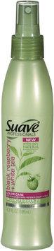 Suave Professionals Black Raspberry & White Tea Leave In Conditioner 6.7 Oz Spray Bottle