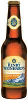 Henry Weinhard's Honey Brewed Wheat Beer Hefeweizen
