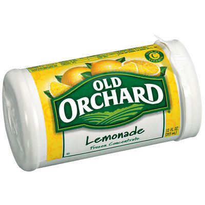Old Orchard Concentrate Frozen Lemonade  12 Oz Can