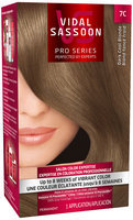 Vidal Sassoon Pro Series 7C Dark Cool Blonde Hair Color Kit