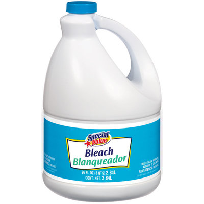 Special Value  Bleach 96 Fl Oz Jug
