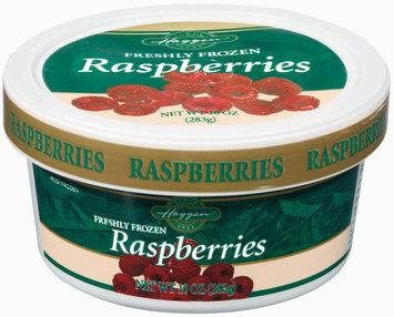 Haggen  Raspberries 10 Oz Tub