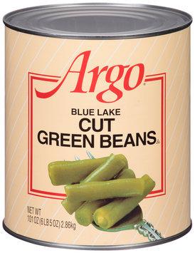Argo® Blue Lake Cut Green Beans 101 oz. Can