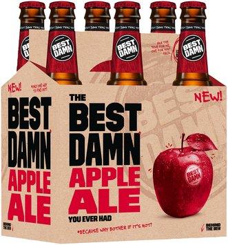 The Best Damn Apple Ale 6-12 fl oz Bottles