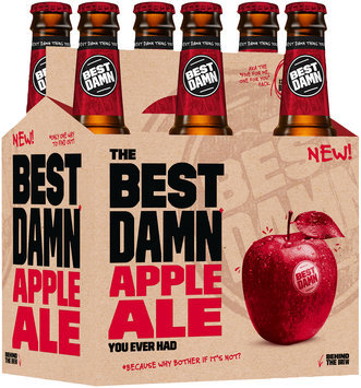 The Best Damn Apple Ale
