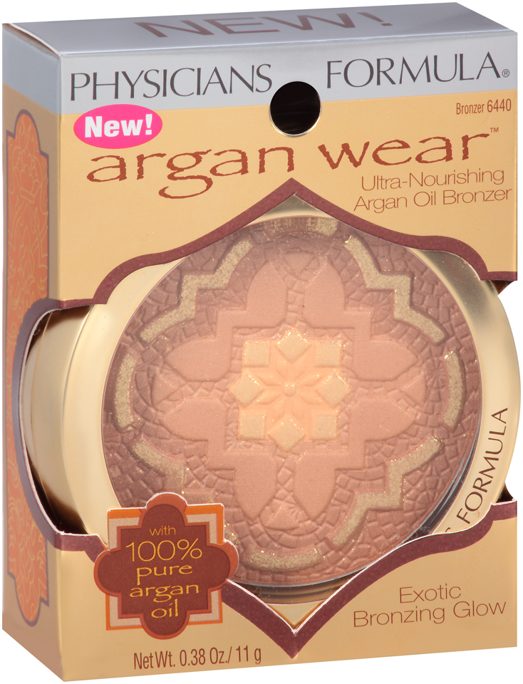 Physicians Formula® Argan Wear™ 6440 Ultra-Nourishing Argan Oil Bronzer 0.38 oz. Box