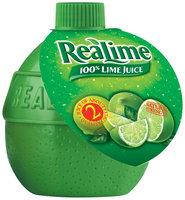 ReaLime® 100% Lime Juice