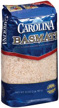Carolina® Basmati Aged Imported Enriched Rice 32 oz. Bag