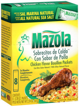 Mazola® Chicken Flavored Bouillon