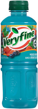 Veryfine® Mixed Berry Juice Drink Blend 16 fl.oz. Bottle