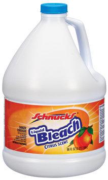 Schnucks Citrus Scent Liquid Bleach 96 Oz Jug