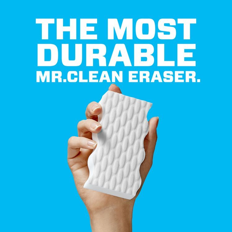 Mr. Clean Magic Eraser Extra Durable Scrubber & Cleaning Sponge 1ct.