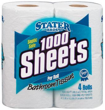 Stater Bros. Rolls Bathroom Tissue