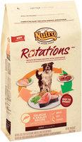 Nutro® Rotations™ Adult Salmon & Barley Recipe Dog Food 4 lb. Bag