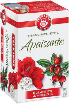 Teekanne Herbal Wellness Rosehip & Hibiscus Tea Tea Bags 20 Ct Box