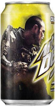 Mountain Dew® Game Fuel® Lemonade 12 fl. oz. Can