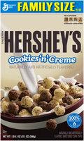 Hershey's™ Cookies 'n' Creme Cereal 21.1 oz. Box