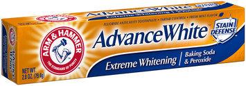 ARM & HAMMER™  Advance White™ Extreme Whitening Baking Soda & Peroxide Toothpaste