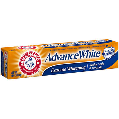 ARM & HAMMER™  Advance White™ Extreme Whitening Baking Soda & Peroxide Toothpaste